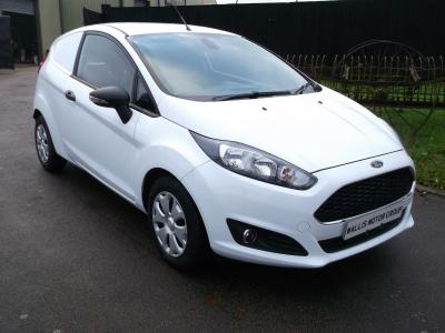 FORD FIESTA BASE 1.5 TDCI