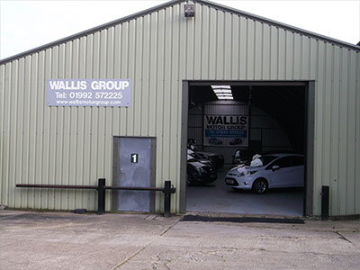 Wallis Motor Group